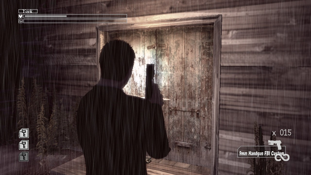 Deadly Premonition - Ingame