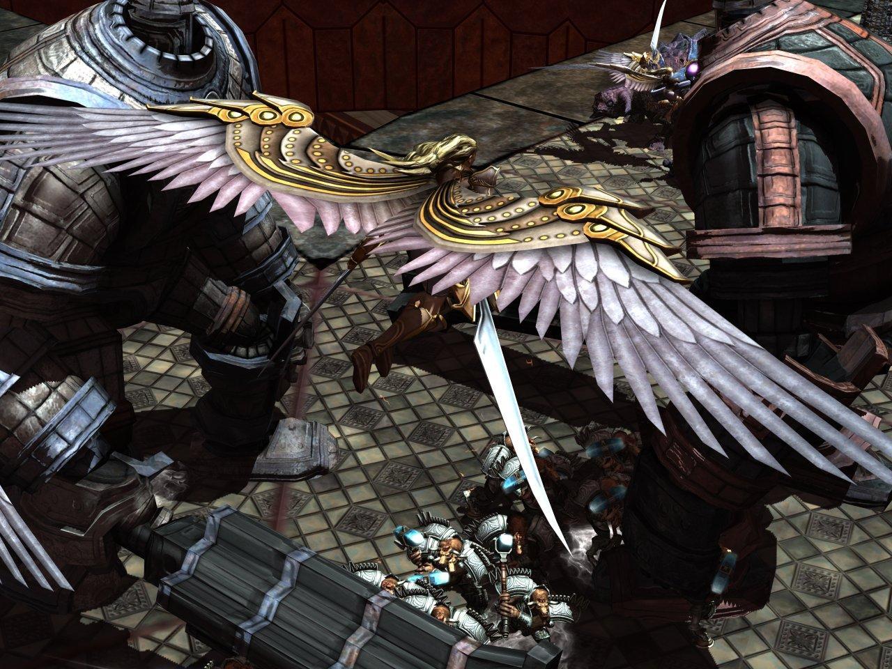 Demigod - Screenshot