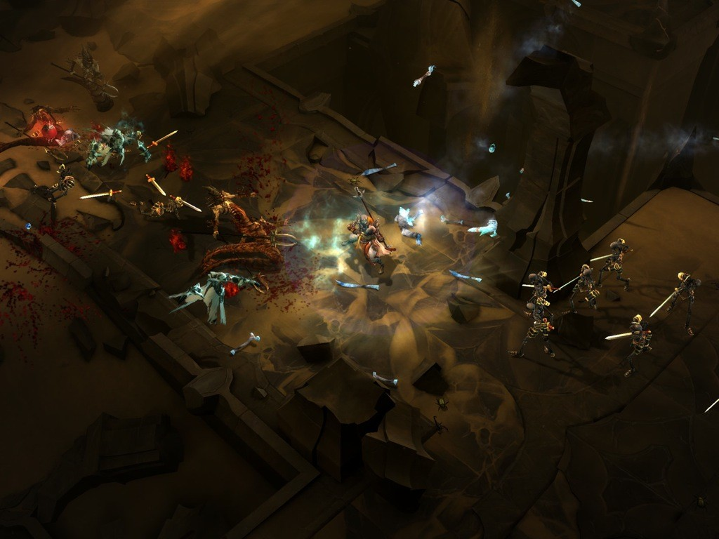 Diablo III - Schermaglia fra le sabbie