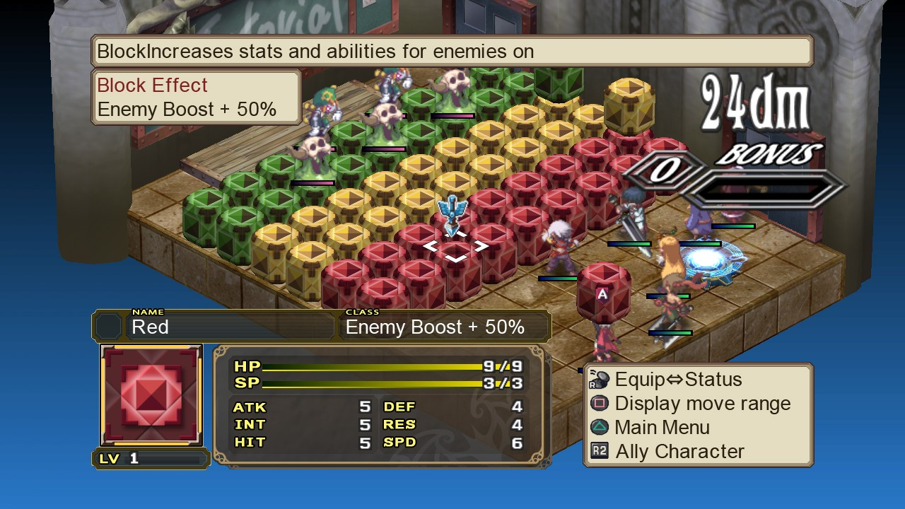 Disgaea 3: Absence of Justice - Screenshot
