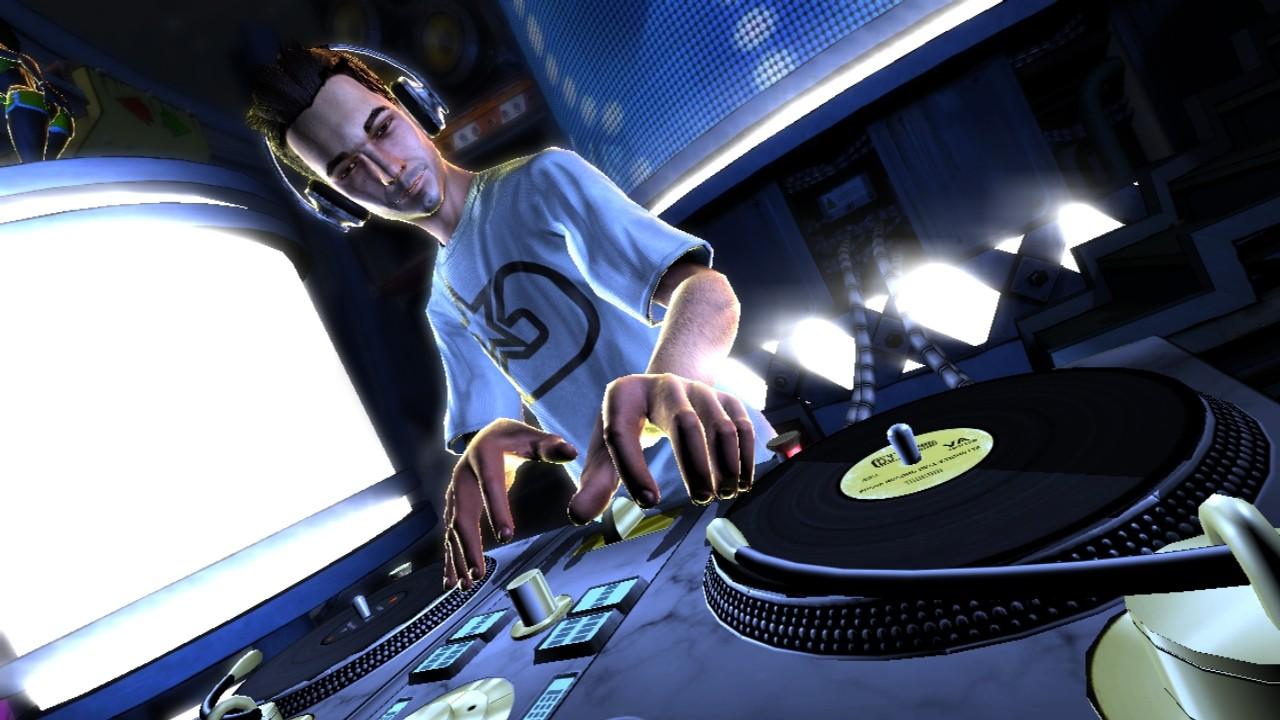 DJ Hero - DJ in gioco