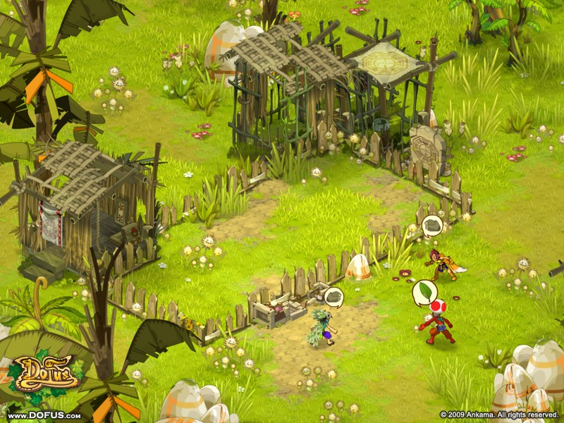 Dofus - Screenshot