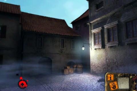 Dracula : the Path of the Dragon - Screenshot