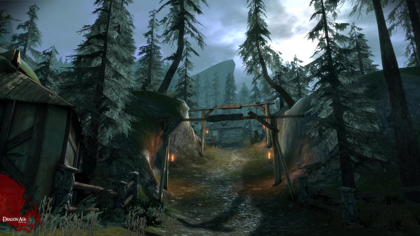 Dragon Age: Origins - Ambientazioni