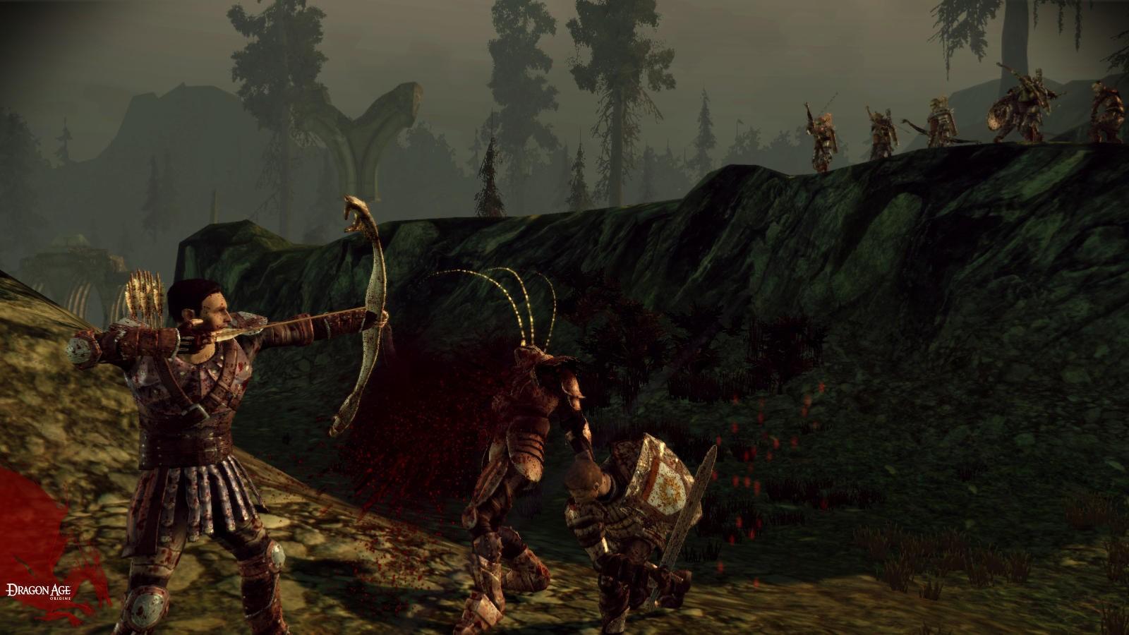 Dragon Age: Origins - Sangue e acciaio