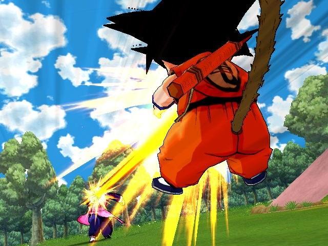 Dragon Ball: Revenge of King Piccolo - Screenshot