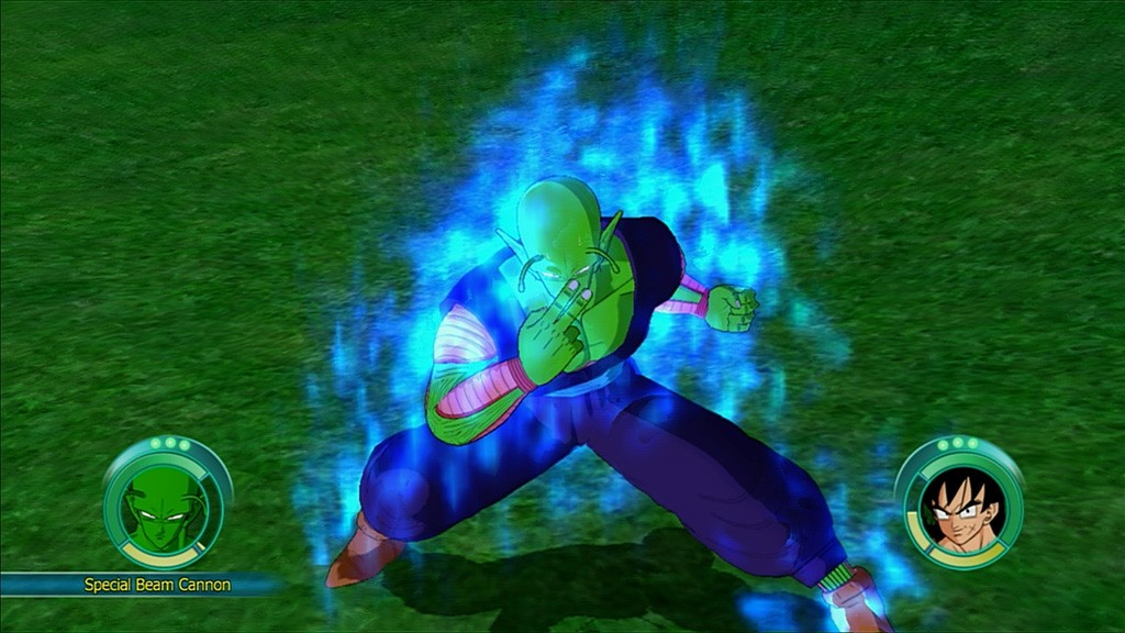 Dragon Ball Z Raging Blast - Piccolo vs Yamcha