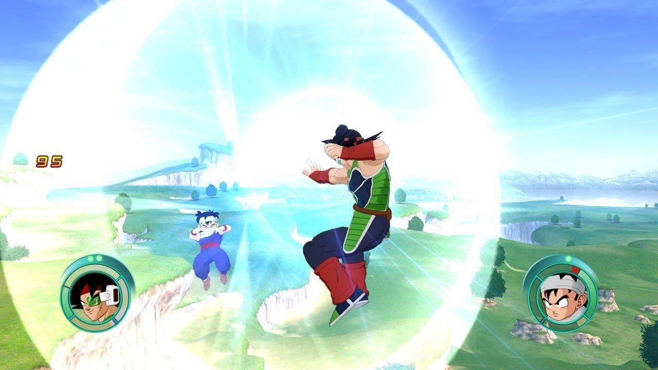 Dragon Ball Z Raging Blast - Screenshots