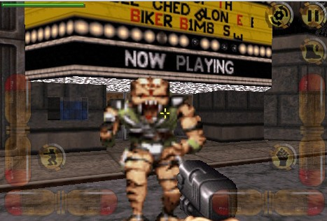 Duke Nukem 3D - Screenshot