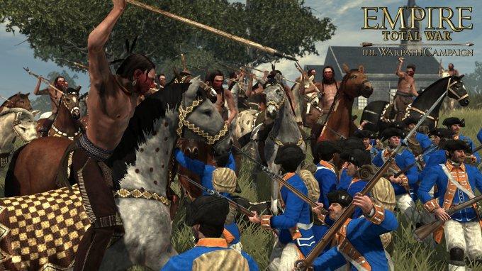 Empire: Total War - Warpath DLC