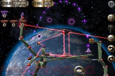 Enigmo 2 - Screenshot