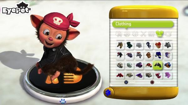 EyePet - Screen E3 09