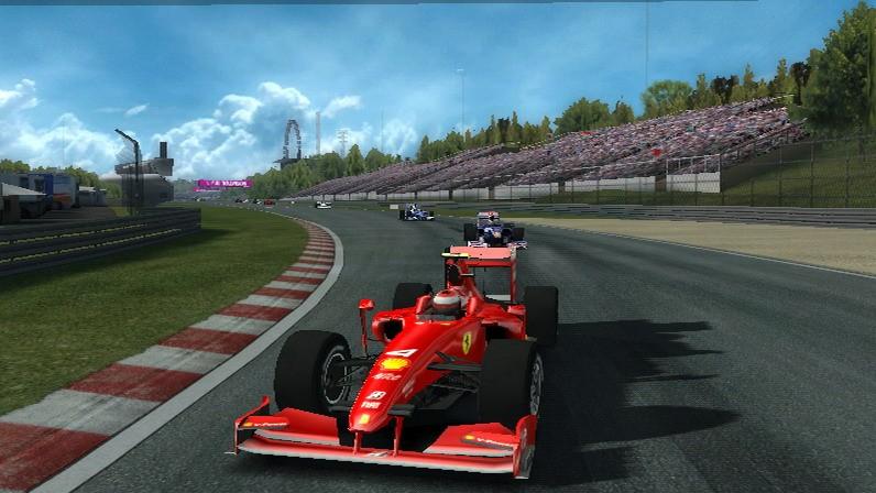 F1 2009 - In pista a Suzuka