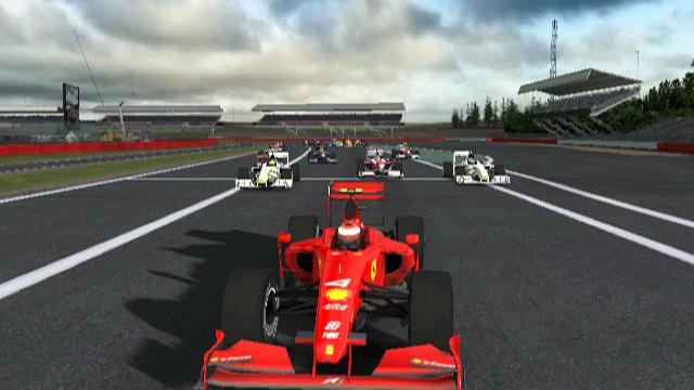 F1 2009 - Vetture in corsa
