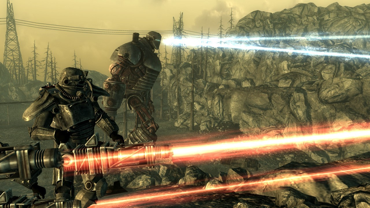 Fallout 3: Broken Steel - Ingame
