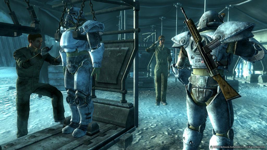 Fallout 3: Operation Anchorage - Screenshot