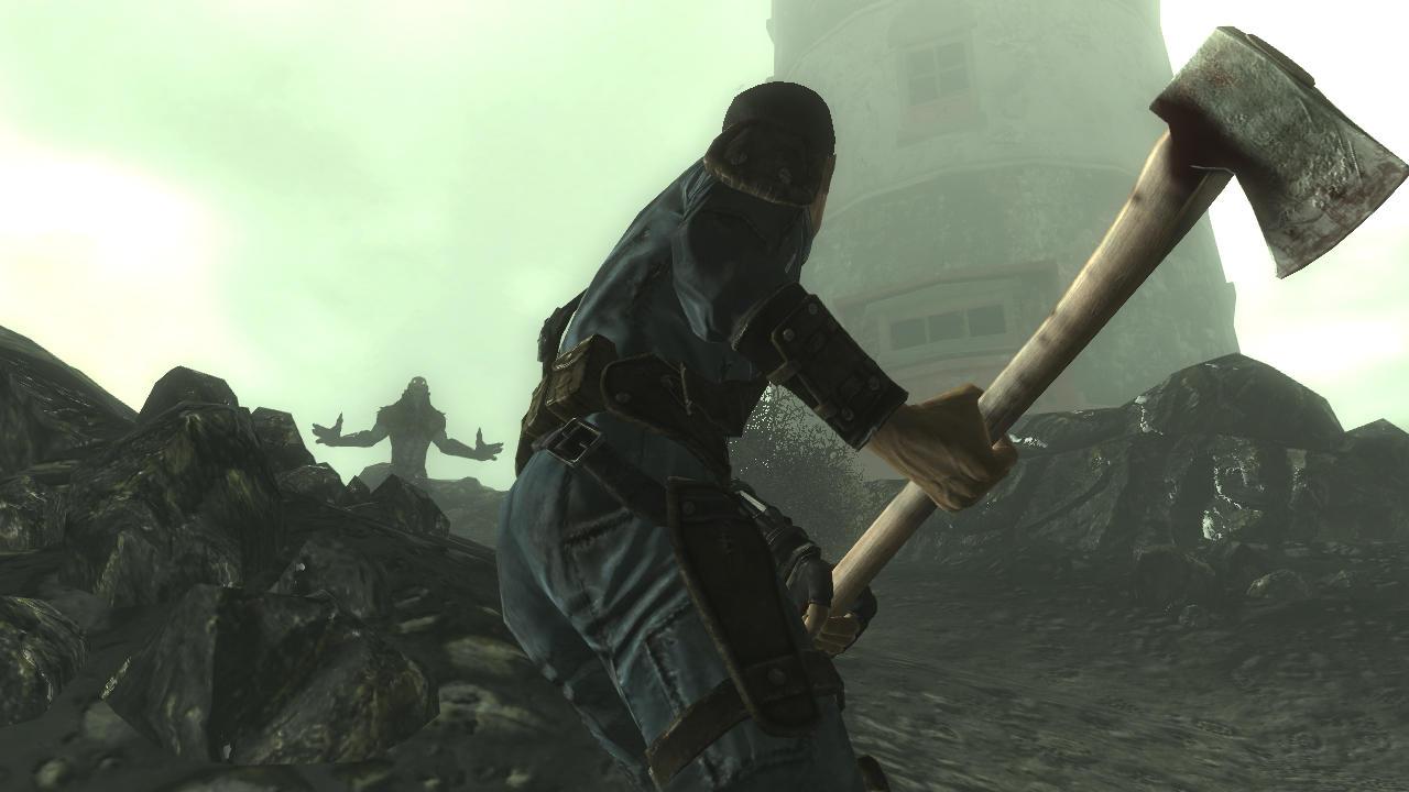 Fallout 3: Point Lookout - Screenshot
