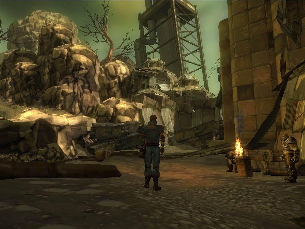 Fallout MMO - Primi screenshot