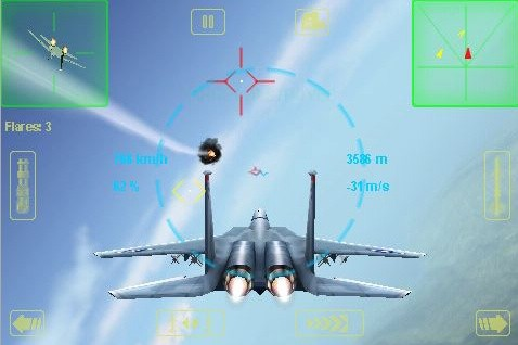 F.A.S.T. -- Fleet Air Superiority Training! - Screenshot