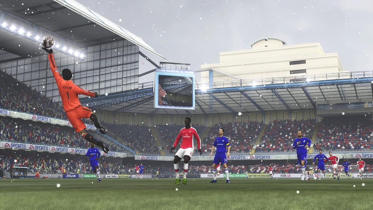 FIFA 10 - Chelsea vs. Arsenal