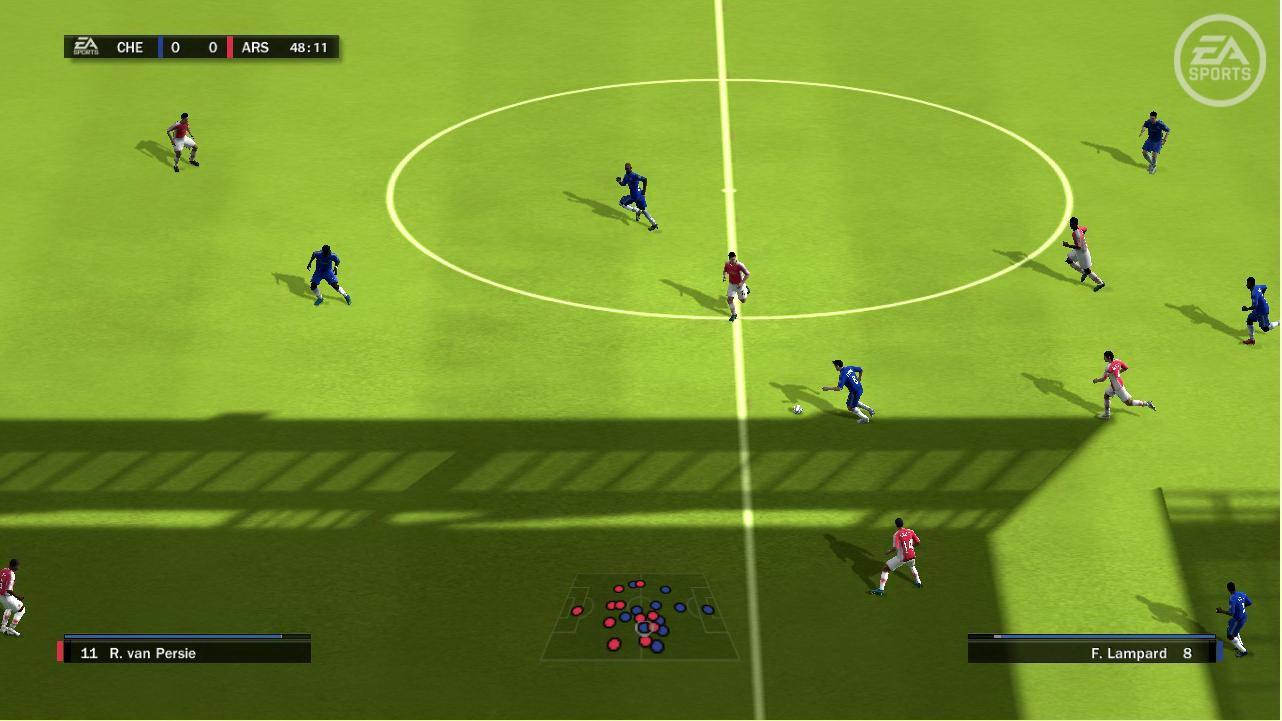 FIFA 10 - PC Ingame