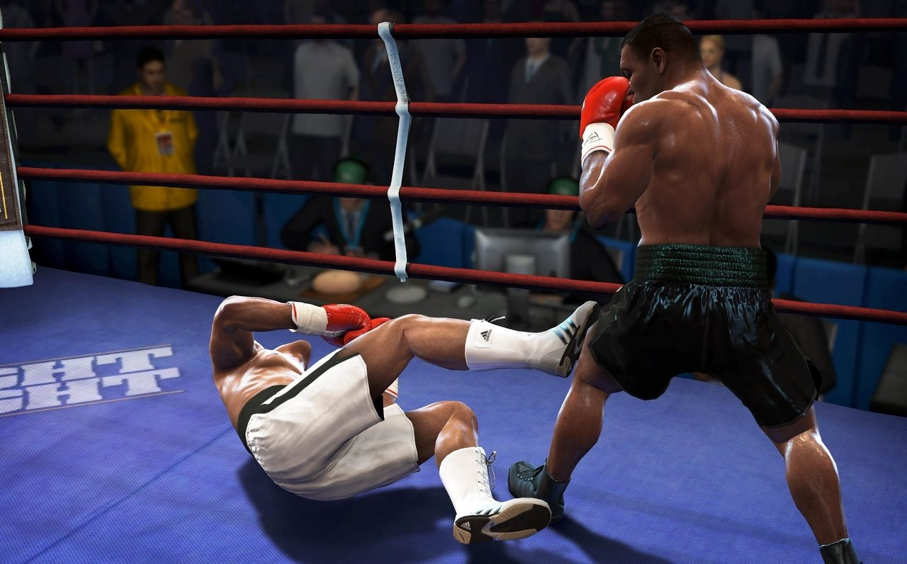 Fight Night Round 4 - Alì vs Tyson