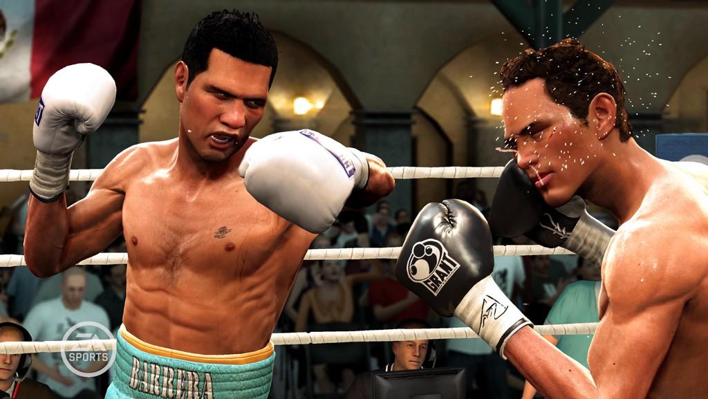 Fight Night Round 4 - Botte da orbi