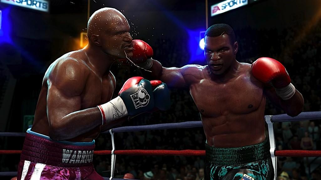 Fight Night Round 4 - DLC