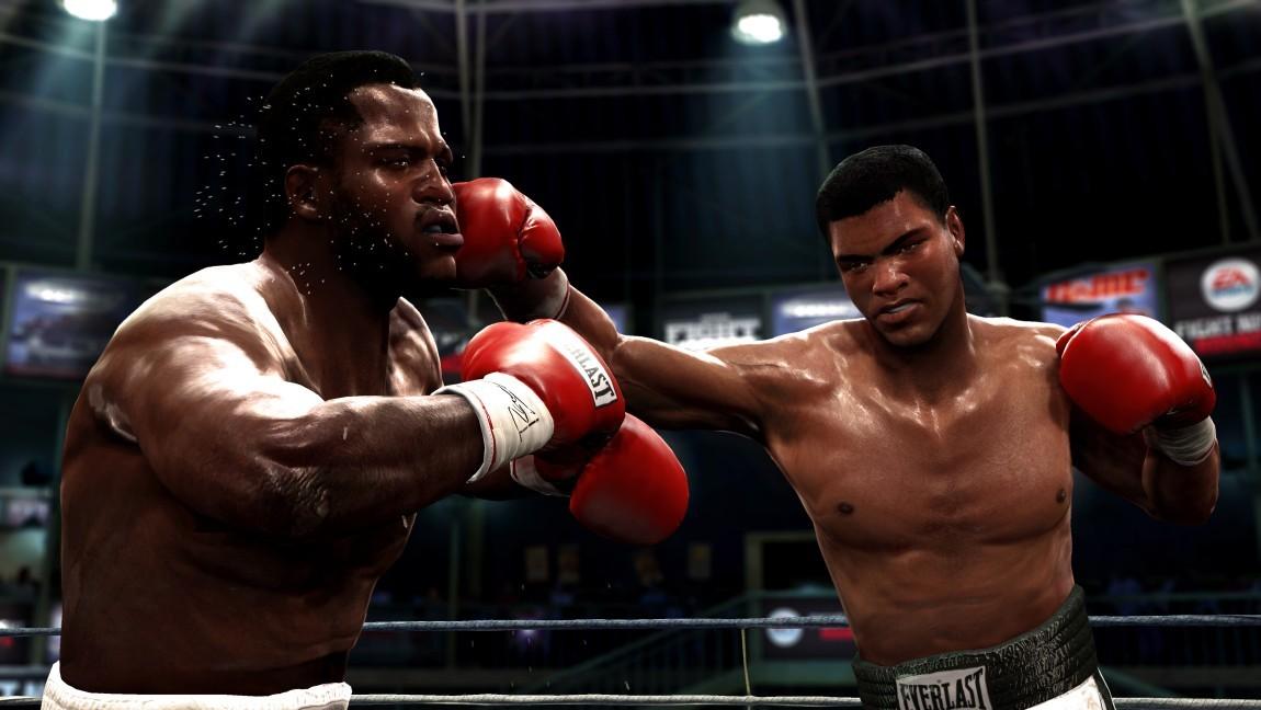 Fight Night Round 4 - In Game