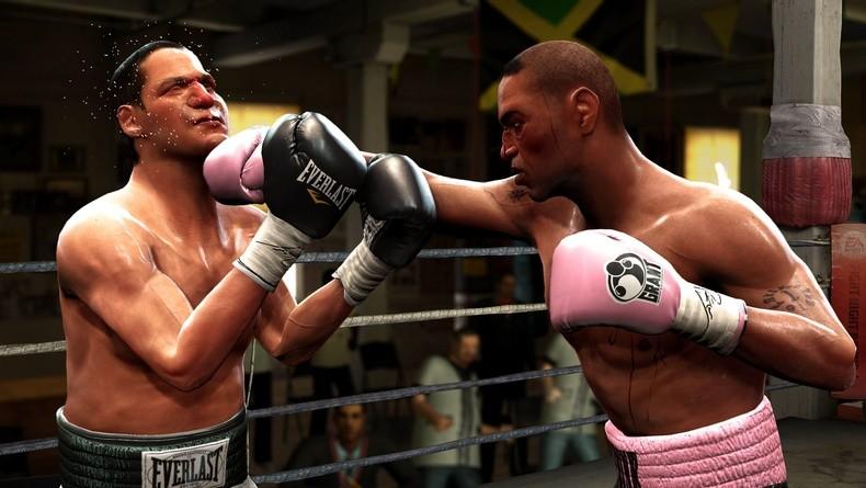 Fight Night Round 4 - Screenshot