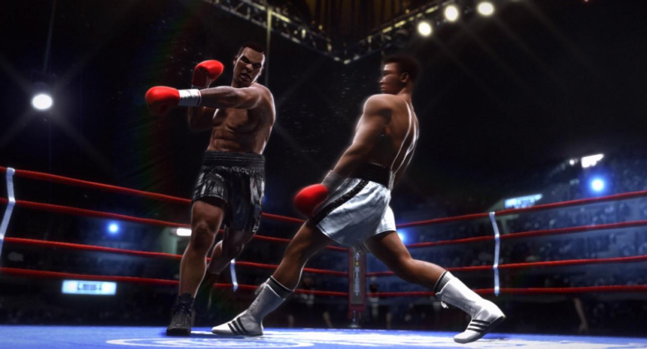 Fight Night Round 4 - Gameplay