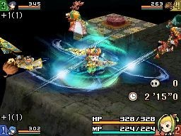 Final Fantasy Crystal Chronicles: Echoes of Time - Screenshot