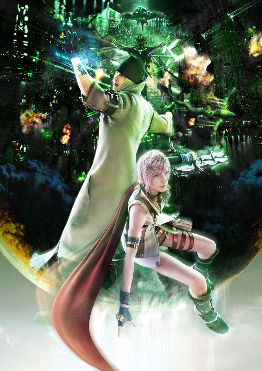 Final Fantasy XIII - Battaglia ed evocazione