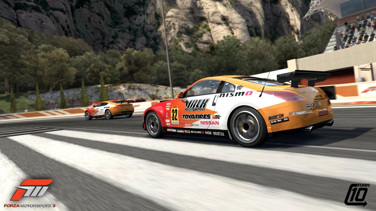 Forza Motorsport 3 - Auto renderizzate