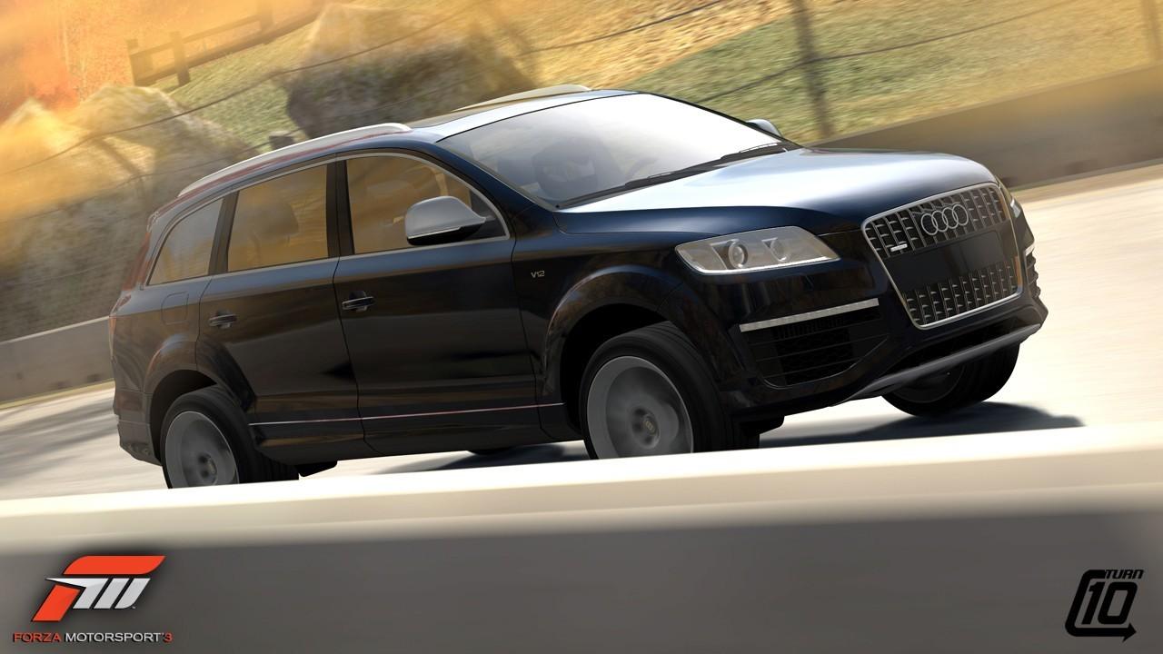 Forza Motorsport 3 - Le auto