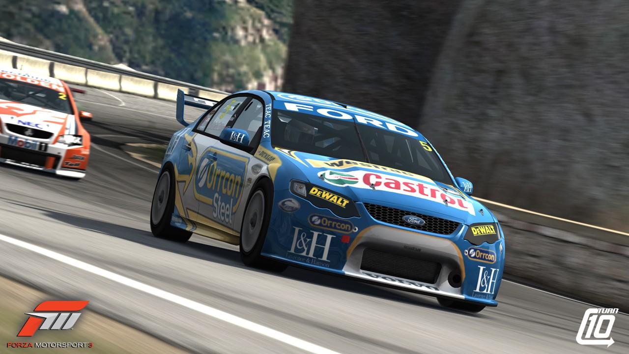 Forza Motorsport 3 - V8 Supercars