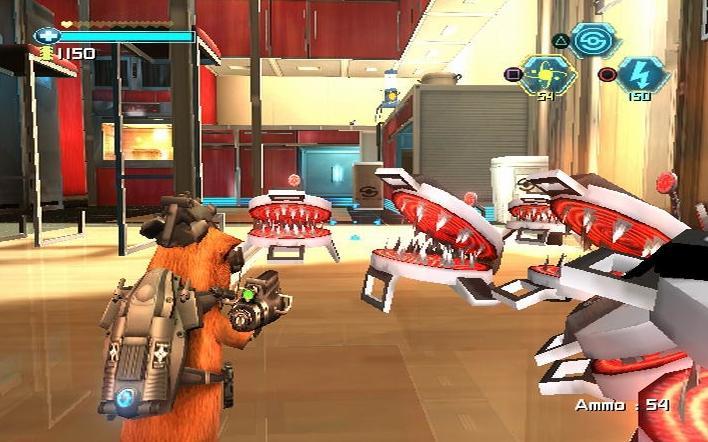 G-Force - Immagini di gioco