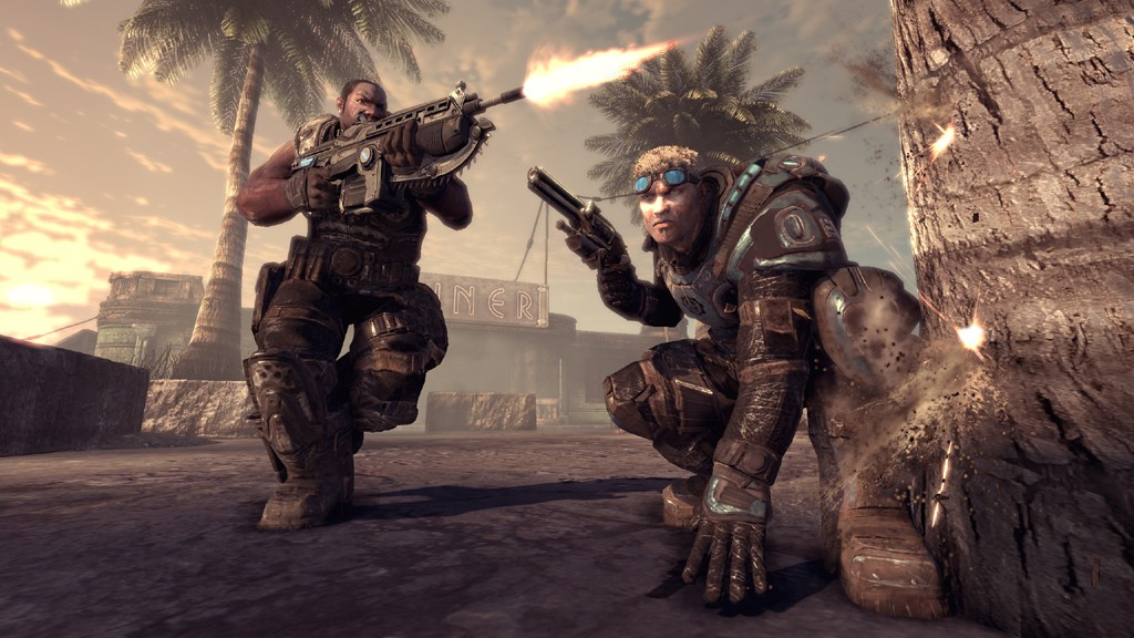 Gears of War 2: Dark Corners - Screenshot