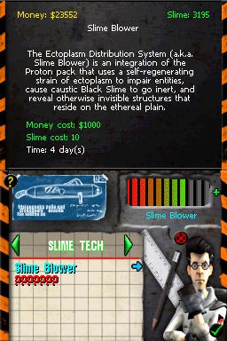 Ghostbusters: Il Video Gioco - In Game (DS)