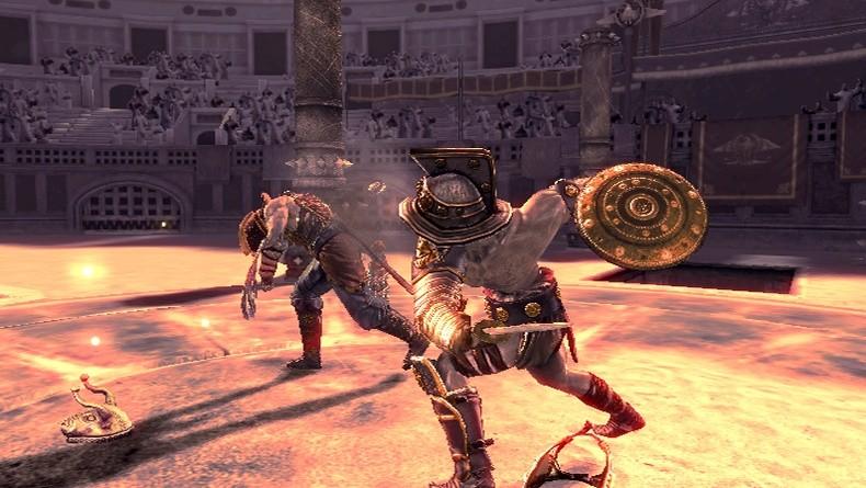 Gladiator A.D. - Screenshot