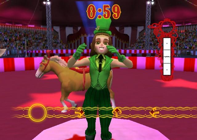 Go Play Circus Star - Ingame