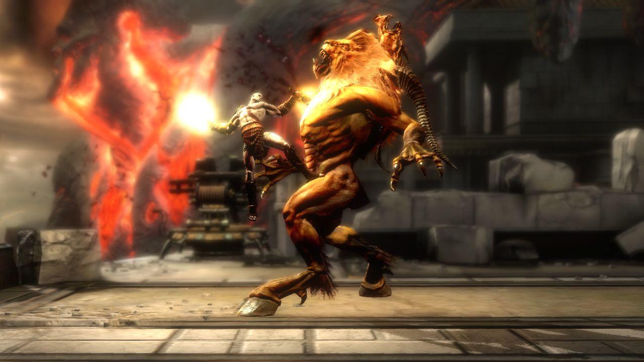 God of War 3 - Screenshot