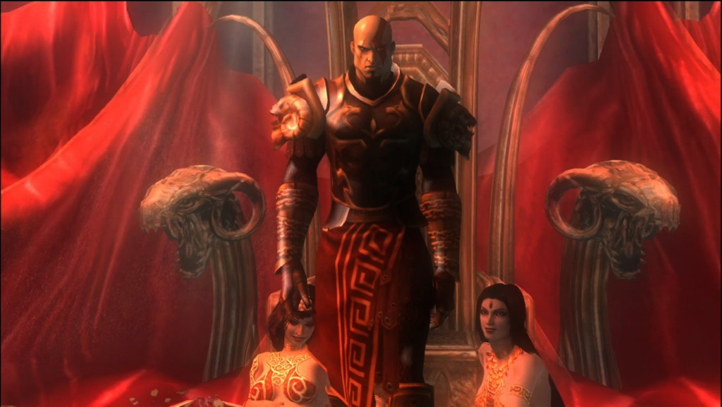 God of War Collection - Screenshot