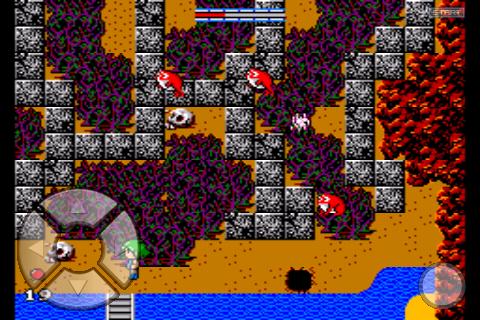 Golvellius: Valley of Doom - Screenshot
