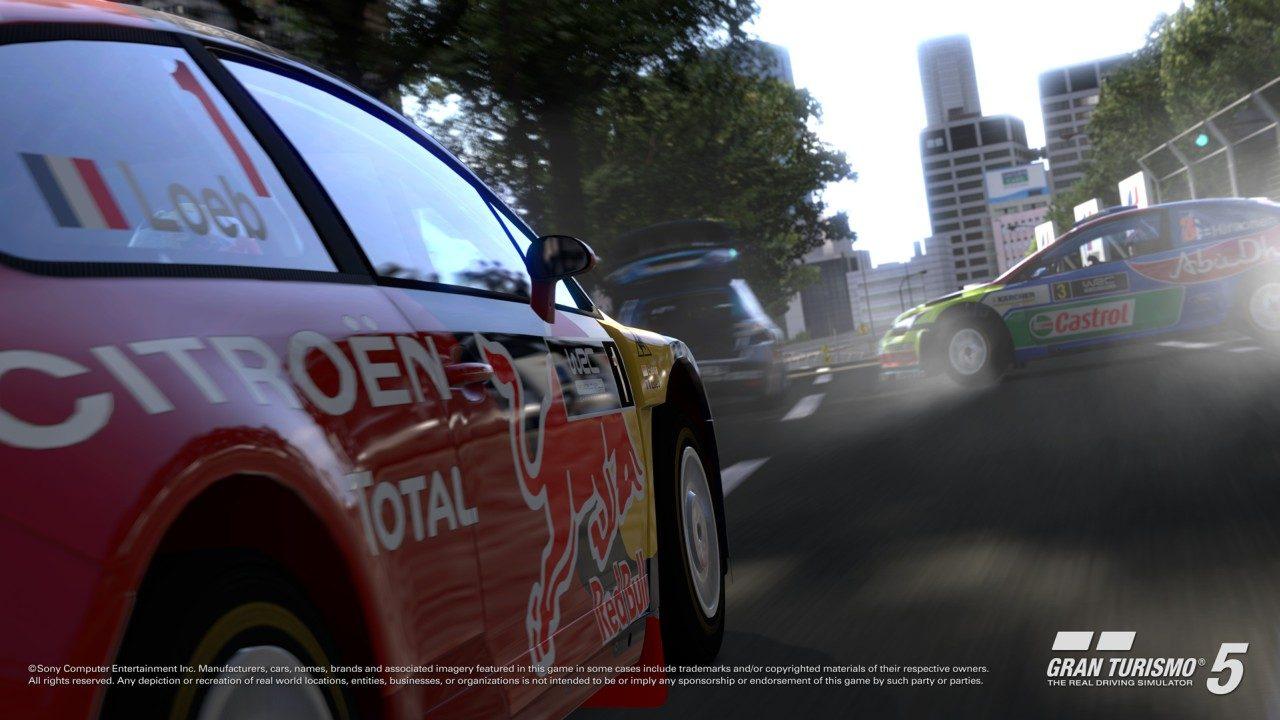 Gran Turismo 5 - Ferrari e Lamborghini