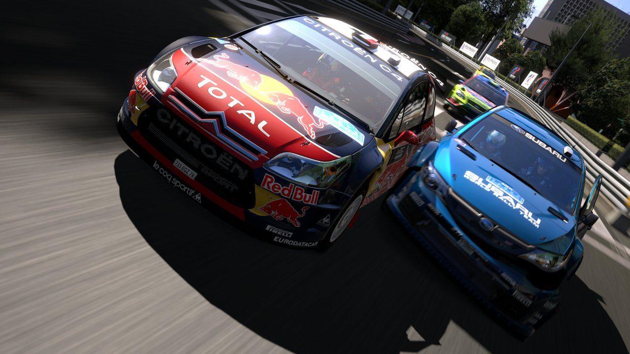 Gran Turismo 5 - Incidenti con auto da rally