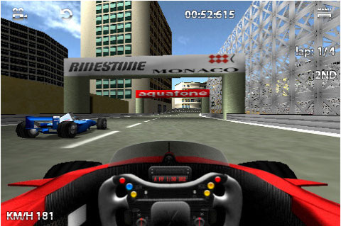 Grand Prix LiveRacing - In Game