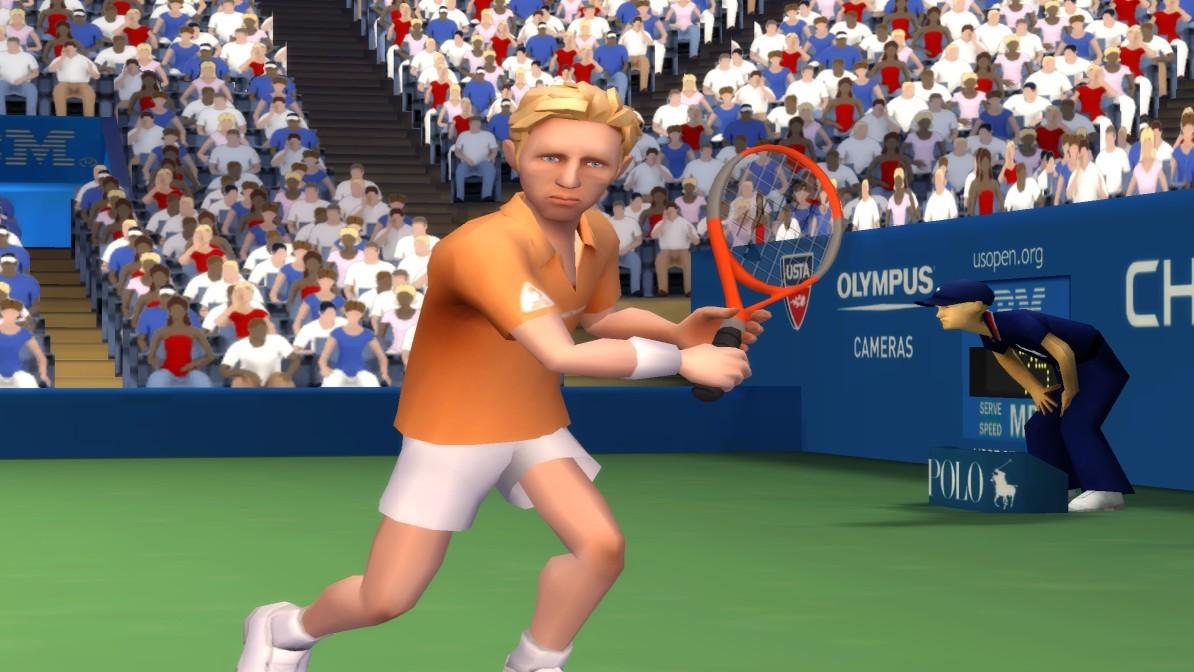 Grand Slam Tennis - Ingame