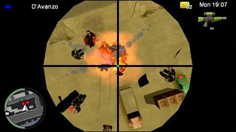 Grand Theft Auto: Chinatown Wars PSP - Per le strade