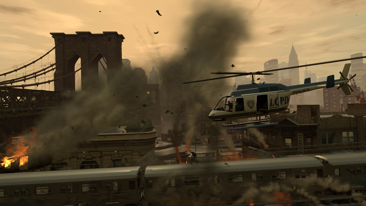Grand Theft Auto: The Ballad of Gay Tony - primi Screenshot